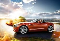 BMW Z4 E89 Roadster Facelifting -