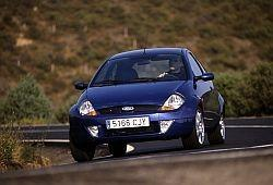 Ford Ka II Hatchback 3d