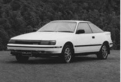 Toyota Celica IV Coupe 1.6 GT 116KM 85kW 1987-1989