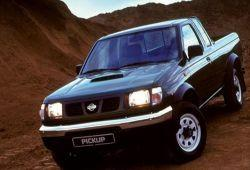 Nissan Pick Up III 2.4 i 4WD 120KM 88kW 1998-2002
