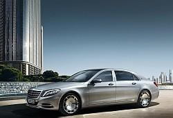 Mercedes Maybach