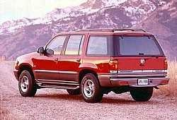 Mercury Mountaineer I 4.0 205KM 151kW 1998-2001