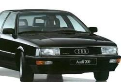 Audi 200 C3 Sedan 2.2 Turbo quattro 165KM 121kW 1985-1991