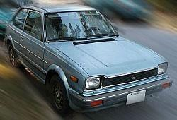 Honda Civic II Hatchback 1.3 70KM 51kW 1980-1983
