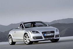 Audi Tt 8j Roadster Opinie I Oceny O Wersji Oceń Swoje Auto