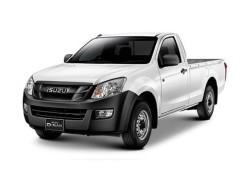 Isuzu D-Max II Single Cab