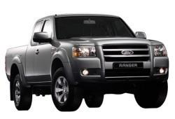 Ford Ranger IV X Cab Facelifting -