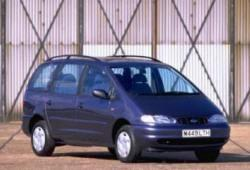 Ford Galaxy I 2.3 16V 145KM 107kW 1997-2000