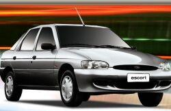 Ford Escort VII Hatchback 1.3 i 60KM 44kW 1995-2000