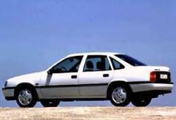 Opel Vectra A Sedan 2.0 i 16V 150KM 110kW 1989-1994