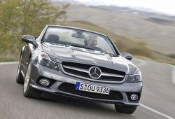 Mercedes SL R230/2 Roadster 65 AMG Black Series 670 KM 493 kW