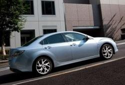 Mazda 6 II Sedan Facelifting
