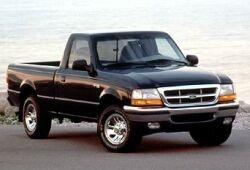 Ford Ranger III 2.3 86KM 63kW 1993-1997