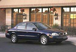 Mercury Sable IV Sedan 3.0 200KM 147kW 2000-2005