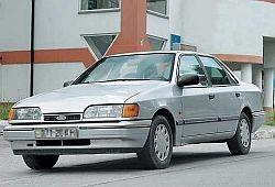 Ford Scorpio I Sedan 2.9 i 24V 195KM 143kW 1991-1992