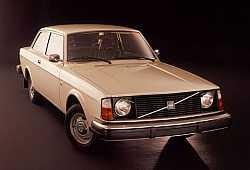 Volvo 240 Coupe 2.3 140KM 103kW 1978-1980