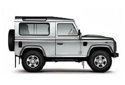 Land Rover Defender III 90 Station Wagon 2.2 135KM 99kW 2011