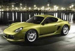 Porsche Cayman I Coupe Facelifting 2.9 265KM 195kW od 2011