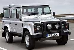 Land Rover Defender II 110