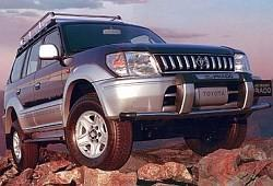 Toyota Land Cruiser III -