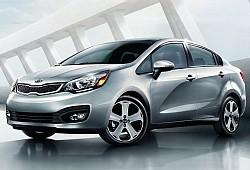 Kia Rio III Sedan Facelifting - Usterki
