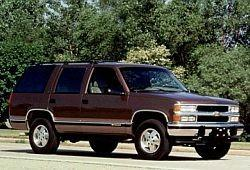 Chevrolet Tahoe GMT410