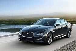 Jaguar XJ VII X351 Sedan SWB Facelifting 3.0 V6 340KM 250kW od 2015