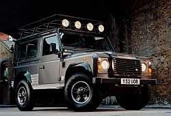 Land Rover Defender I 90 2.5 84KM 62kW 1985-1990