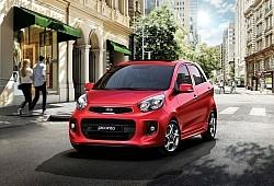 Kia Picanto II Hatchback 5d Facelifting