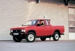 Nissan Pick Up I 2.5 D 4WD 72KM 53kW 1983-1986