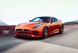 Jaguar F-Type I Coupe Facelifting