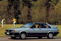 Audi 80 B2 Coupe 1.8 GT 112KM 82kW 1986-1988