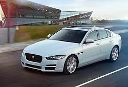 Jaguar XE I Sedan 2.0 i4 180 KM 132 kW
