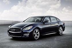 Infiniti Q70 Sedan Facelifting