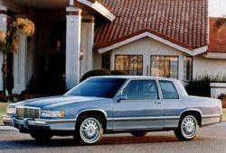 Cadillac DeVille X Coupe 4.5 157KM 115kW 1989-1991