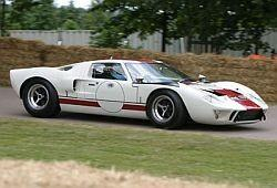 Ford GT GT40 Coupe 4.7 385KM 283kW 1965-1968