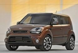 Kia Soul I Crossover Facelifting
