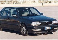 Lancia Thema I Sedan 2.0 i.e. 16V Turbo 177KM 130kW 1989-1992