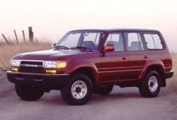 Toyota Land Cruiser II -