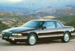 Buick Regal I Coupe 2.8 i 130KM 96kW 1988-1989