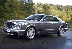 Bentley Brooklands II Coupe 6.8 V8 537 KM 395 kW