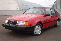 Volvo 440 1.7 Turbo 120KM 88kW 1988-1996