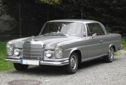 Mercedes W111 I Coupe