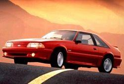 Ford Mustang III Coupe 2.3 T 177KM 130kW 1984-1986