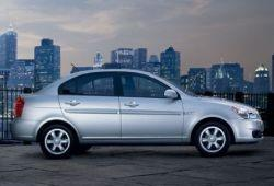Hyundai Accent III Sedan 1.6 112KM 82kW 2006-2011