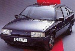 Citroen BX I Hatchback