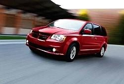 Dodge Caravan V Grand Caravan Facelifting -