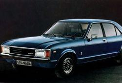 Ford Granada I Sedan 2.6 125KM 92kW 1972-1976