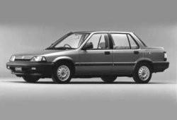 Honda Civic III Sedan 1.5 GTI 90KM 66kW 1985-1987