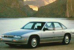 Buick Regal I Sedan 2.8 i 130KM 96kW 1988-1989